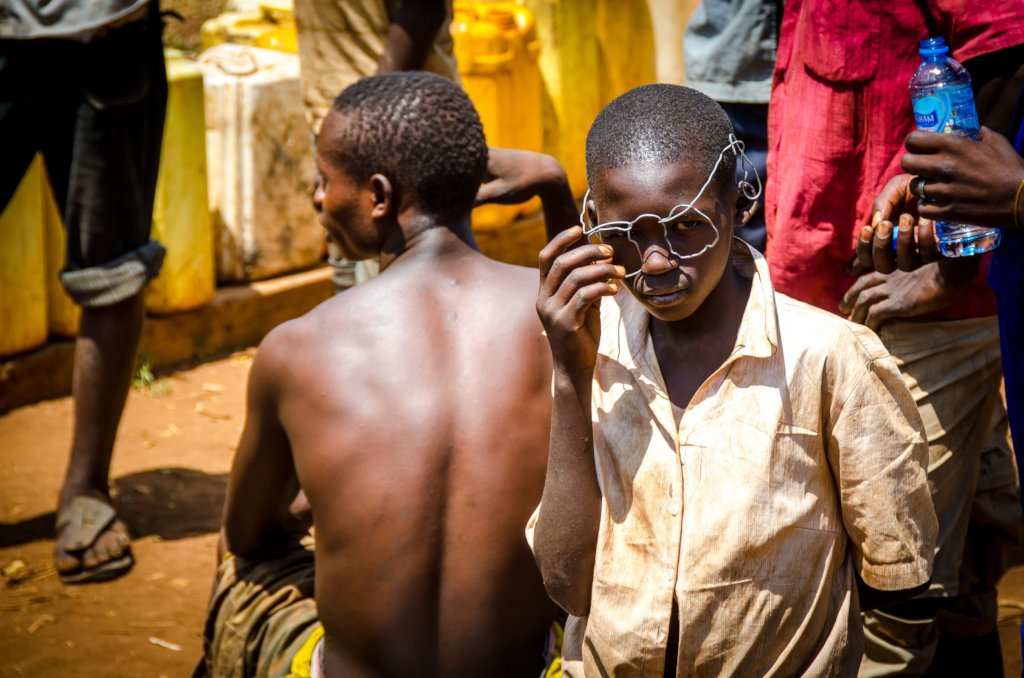 Hearing Aids and Glasses for Children in Africa