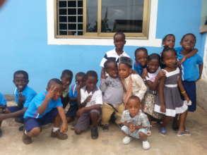Education Center for Disadvantaged Families Ghana