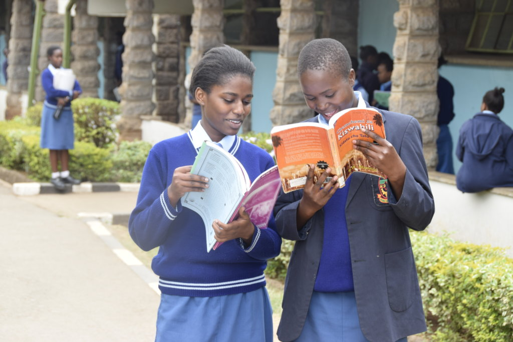 Gift Quality Education to 100 Kenyan Students
