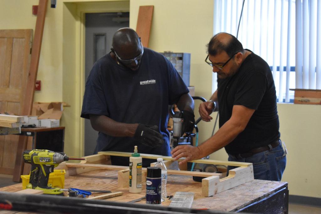 Fresh Start - Building Furniture, Rebuilding Lives