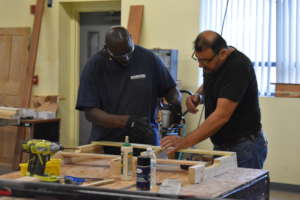 Fresh Start - Building Furniture, Rebuilding Lives