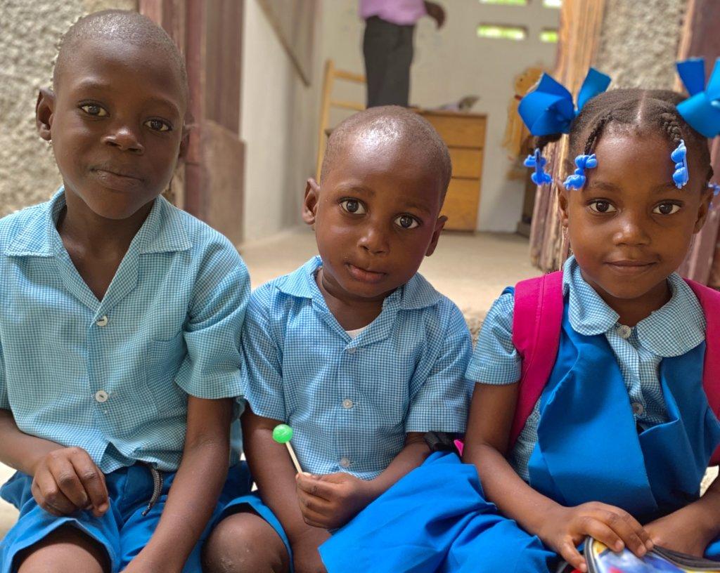 Fighting Poverty Through Education in Milot, Haiti