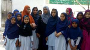 community school in Kasur District