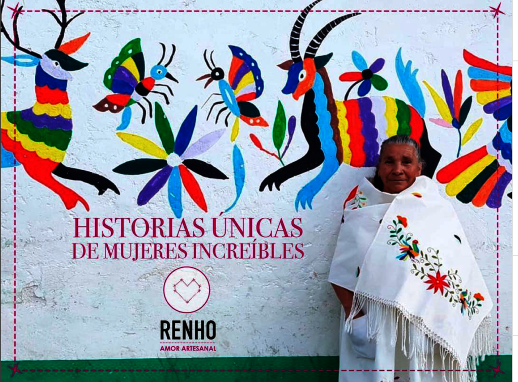 Give work to 10 indigenous women in Mexico