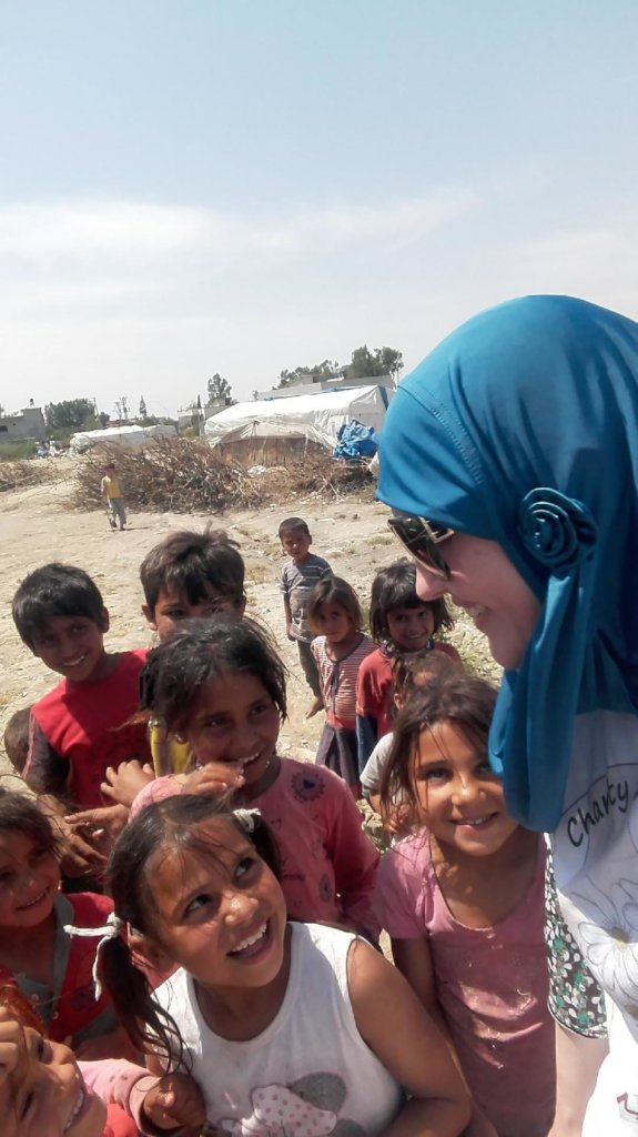 Give warmth to Syrian Refugees this winter!