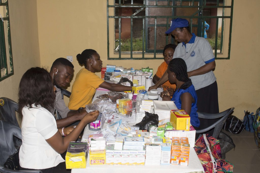 Free Medicals for Riverine Women and Children