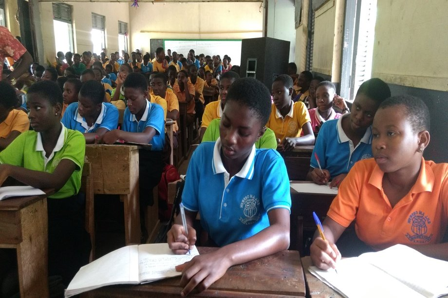 Empower 5000 women to end child marriage in Ghana