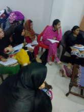 Girls in orientation life changing program