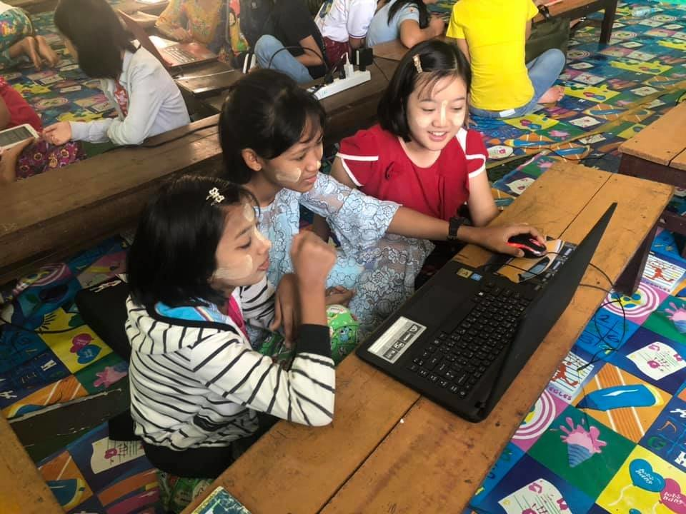 Help me Be Who I Want: Education in Myanmar