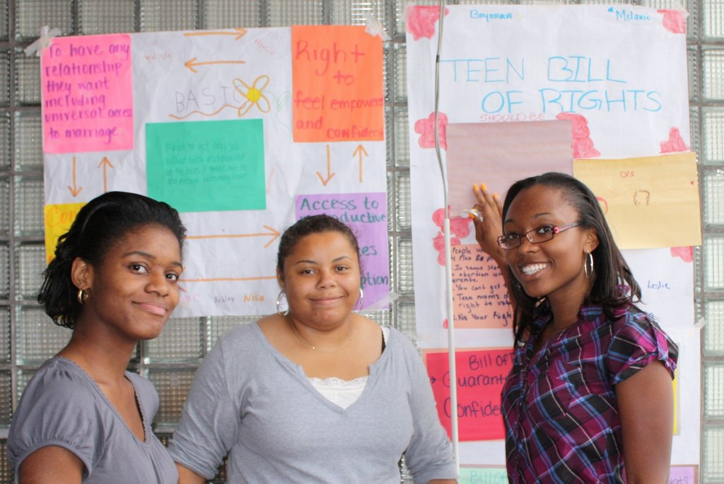 Support Sexual Health Education for 12000 Students