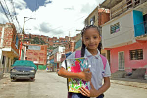 VENEZUELA EDUCATE-HEAL-FEED THE PATH TO INCLUSION