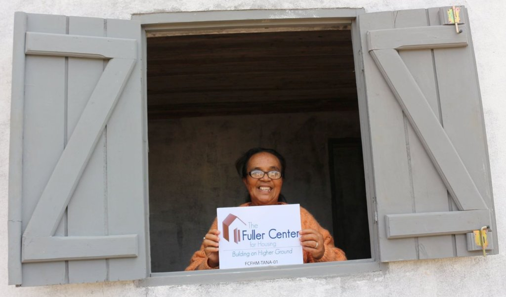 New homes for 30 families in Madagascar