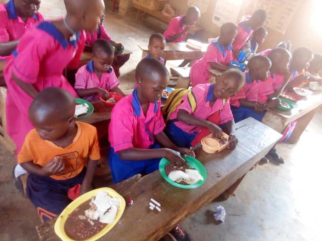 Build a primary school for orphans in Uganda