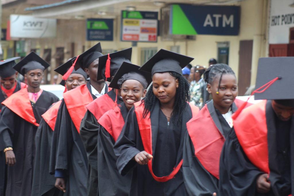 Impart Employability skills to 1000 youth in Kenya