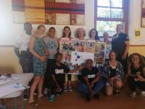 Workshop South Africa, Copyright Boxgirls SA