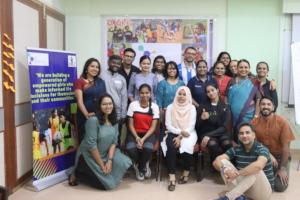 Workshop in India, Copyright NAZ Foundation India