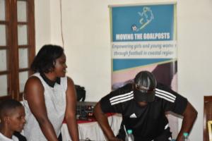 Workshop Kenya, Copyright MTG Kenya