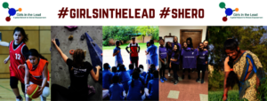 Girls in the Lead Banner