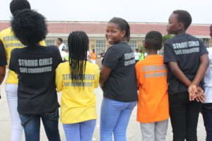 Girls in the Lead - Empowerment through sports
