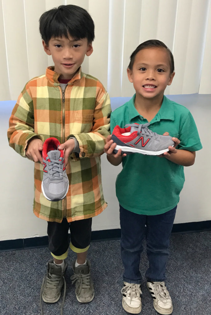 YAMM Shoes That Fit