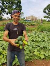 Alexandre, CL resident and farm leader