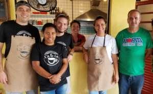 Cafela Staff.