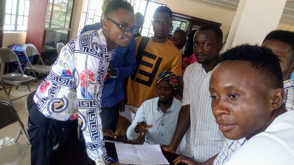Empower 60 Youths through job training in Makeni
