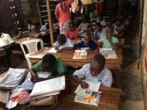 PCCP children in Class