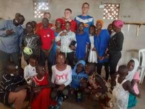 Build Classrooms for 180 slum Children in Uganda