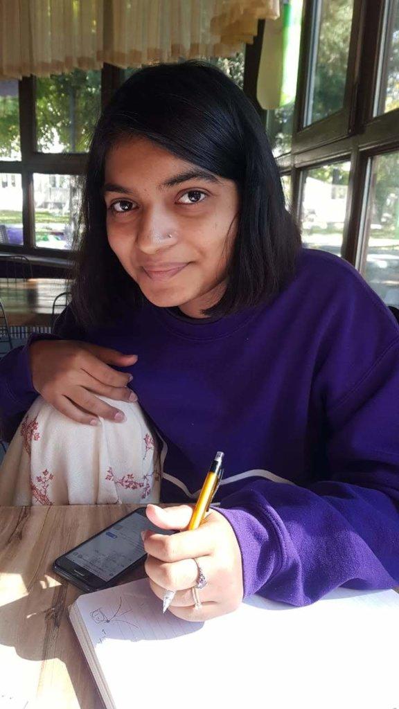 help Anushka to continue engineering in turkey
