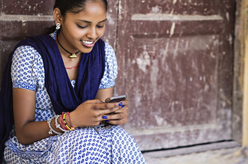 Audible Health Education for Rural Women in India