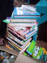 Books are important for students to read at home