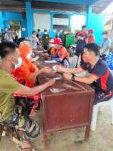 AAI, partners and volunteer ensure a safe process