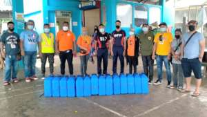 AAI and local partners provide relief to families