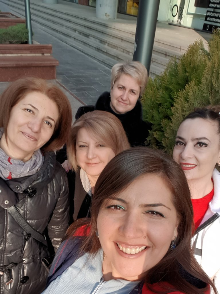 New Lives for 50 women living with HIV in Armenia