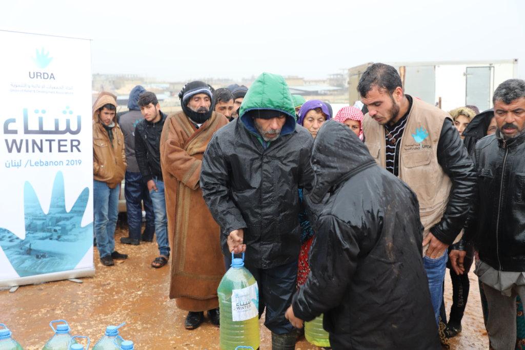 Help Poor Families Survive Winter in Lebanon
