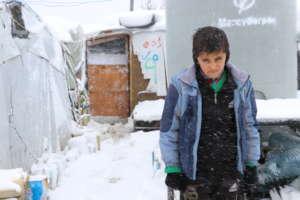 Winter in Bekaa