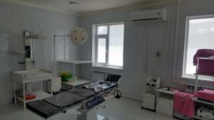 AC installed in Surgery Theather of Maternity Unit