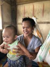 Helping Mothers Affected by the Earthquake