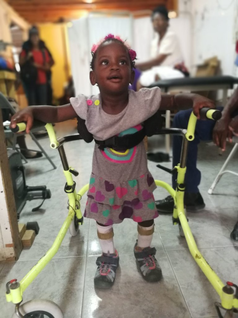 Provide Physical Rehabilitation to Southern Haiti