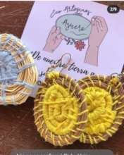 Crafts made by the Azuero Eco Artisans