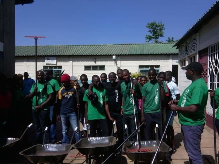 In My Finger Tips-IMFIT(Youths Promoting WASH)