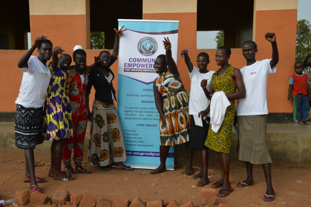 Menstrual Health for 500 Refugee Girls in Uganda