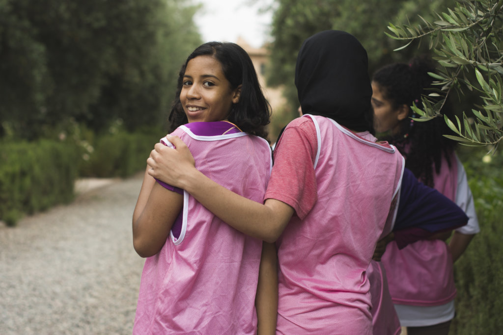 Empower Teen Girls in Morocco
