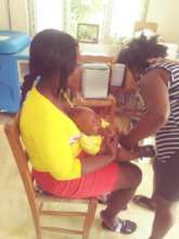More APF Clinic vaccinations