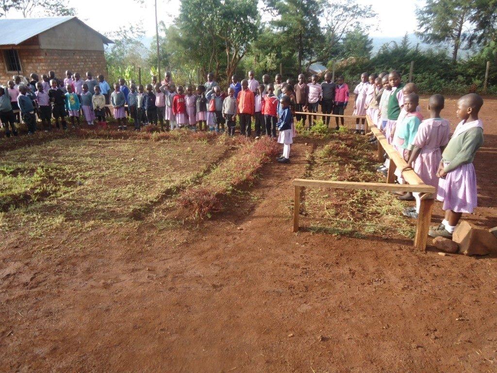 Spread the Love, Educate Needy Child in Njiru