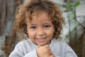 Dayana from nursery