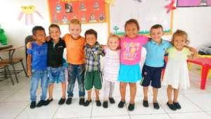 Our preschoolers