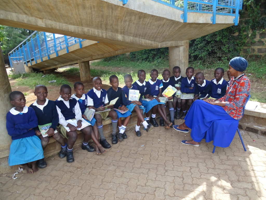 The Gift of Education to 200 children in Kenya