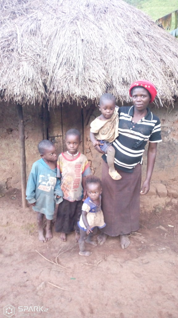 Leasing Land for 38 Poor  families in Wabitosi